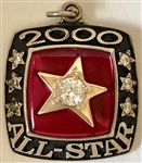 Atlanta 2000 MLB All-Star Game Pendant w/Original Jostens Box