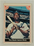 Hank Aaron 1983 Autographed Limited Edition Card Set