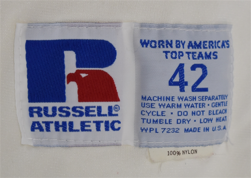 Team U.S.A 1982 Game Used #18 Baseball Jersey