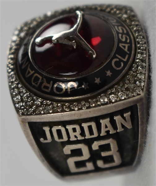 Michael Jordan Jordan Brand Classic 2009 High School All-Star Game Basketball Ring