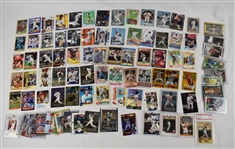 Collection of 95 Modern Baseball Cards w/Barry Bonds 1987 Topps PSA 8