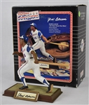 Hank Aaron Autographed Limited Edition Sports Impressions Figurine