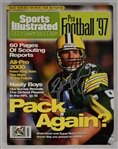 Brett Favre Autographed Sports Illustrated