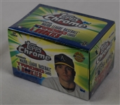 2000 Topps Chrome Traded w/Rookies