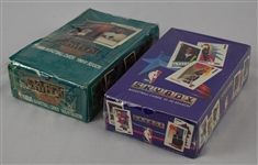 Skybox & NBA Hoops Hobby Boxes