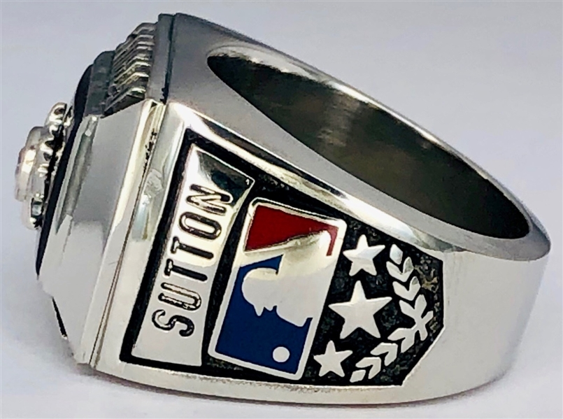 Don Sutton 1982 MLB All-Star Game Ring *Played at Olympic Stadium in Montreal Canada*