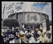 NFL Hall of Fame Autographed 16x20 Photo