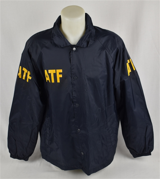 """American Made"" Movie Worn ATF Jacket"