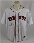 Roger Clemens Autographed Boston Red Sox Jersey Steiner