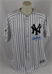 Roger Clemens Autographed New York Yankees Jersey