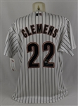 Roger Clemens Autographed Limited Edition Houston Astros Jersey TriStar & MLB Authentication