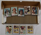 Vintage 1978 Topps Baseball Card Set w/Eddie Murray Rookie