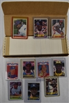 Vintage 1984 & 1985 Donruss Baseball Card Sets