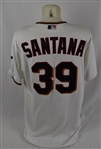 Danny Santana 2015 Minnesota Twins Game Used Jersey MLB Authentication