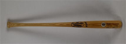 Harmon Killebrew Autographed Bat