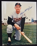 Harmon Killebrew Autographed & Inscribed 573 HRs 16x20 Photo