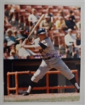 Harmon Killebrew Autographed & Inscribed 573 HRs 16x20 Photo Ticket#0637