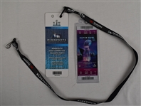 Super Bowl LII Philadelphia Eagles vs. New England Patriots Full Ticket w/Lanyard