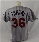 Kevin Tapani 1993 Minnesota Twins Game Used & Autographed Jersey