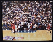 Michael Jordan Final Shot 8x10 Photo