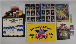 Minnesota Twins 1985-86 Collection