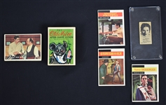 Vintage Card Collection w/Zorro & Mr. Foneys Funnies