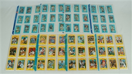 Collection of Kelloggs 3D Baseball Cards