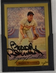 Brooks Robinson Autographed Limited Edition Cards