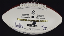 Minnesota Vikings 2017 Team Signed Football