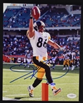 Hines Ward Autographed 8x10 Photo