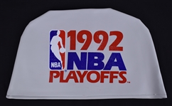 NBA 1992 Playoffs Seat Back Cover From Chicago Bulls United Center