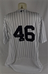 Andy Pettitte Autographed New York Yankees Jersey Beckett COA