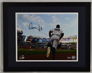 Aaron Judge Autographed Framed Photo Steiner
