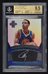 Stephen Curry 2012-13 Innovation Innovative Ink BGS 9.5 Gem Mint
