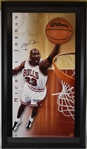 Michael Jordan Breakthrough Autographed Limited Edition Display #162/223 UDA