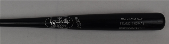 Frank Thomas 1994 Chicago White Sox All-Star Game Used Bat w/Puckett Family Provenance