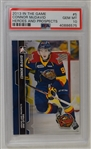 Connor McDavid 2013-14 In The Game Heroes & Prospects #5 Rookie Card PSA 10 Gem Mint