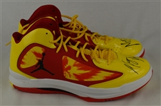 Maya Moore 2013 WCBA Game 1 Game Worn Autographed Shoes From Her 53 Point Game