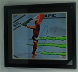 Conor McGregor Autographed & Framed 16x20 Photo