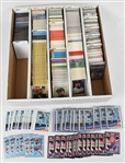 Kirby Pucketts Personal Baseball Card Collection w/37 Rookies & Puckett Family Provenance