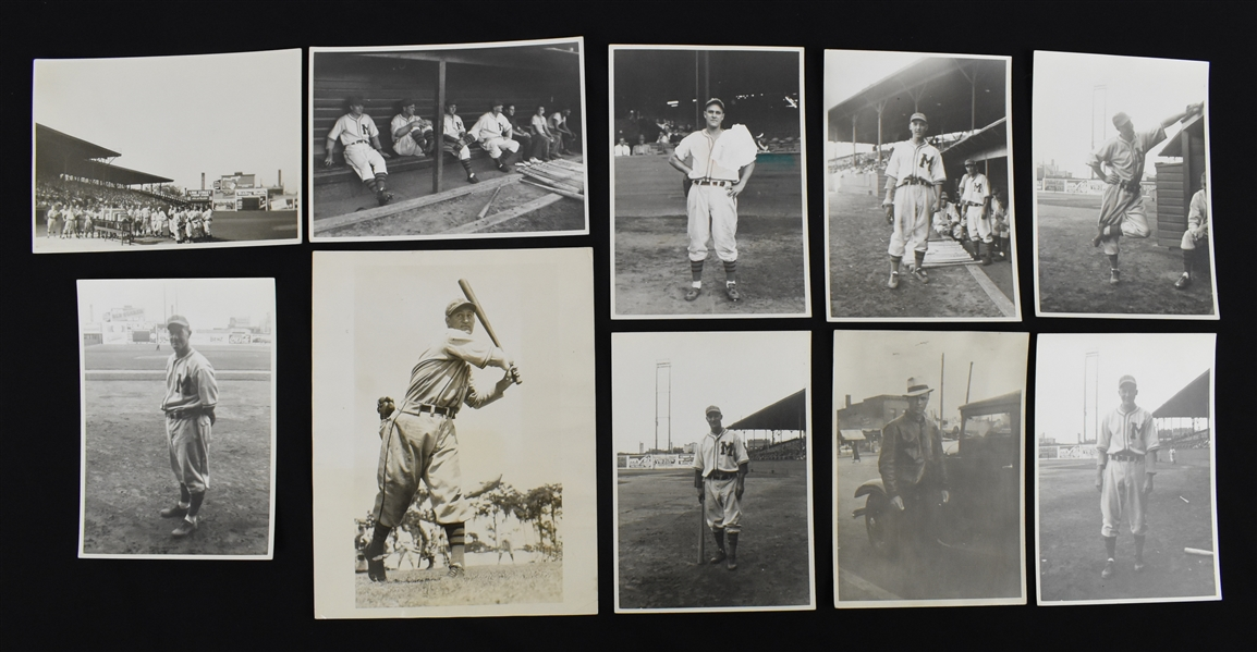 Minneapolis Millers Lot of 10 Photos