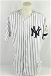 Mariano Rivera 2008 New York Yankees Game Used Jersey w/Dave Miedema LOA