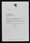 Tom Landry Dallas Cowboys Signed Letter to Sid Hartman