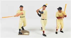 Ted Williams Stan Musial & Roger Maris Hartland Statues