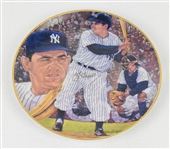 Yogi Berra Autographed Limited Edition Plate