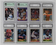 1984 Donruss Graded Cards