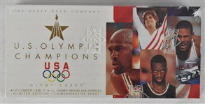 U.S.A. 1996 Olympic Champions Sealed Complete Set of 155 Cards