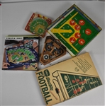 Collection of Vintage Baseball Games