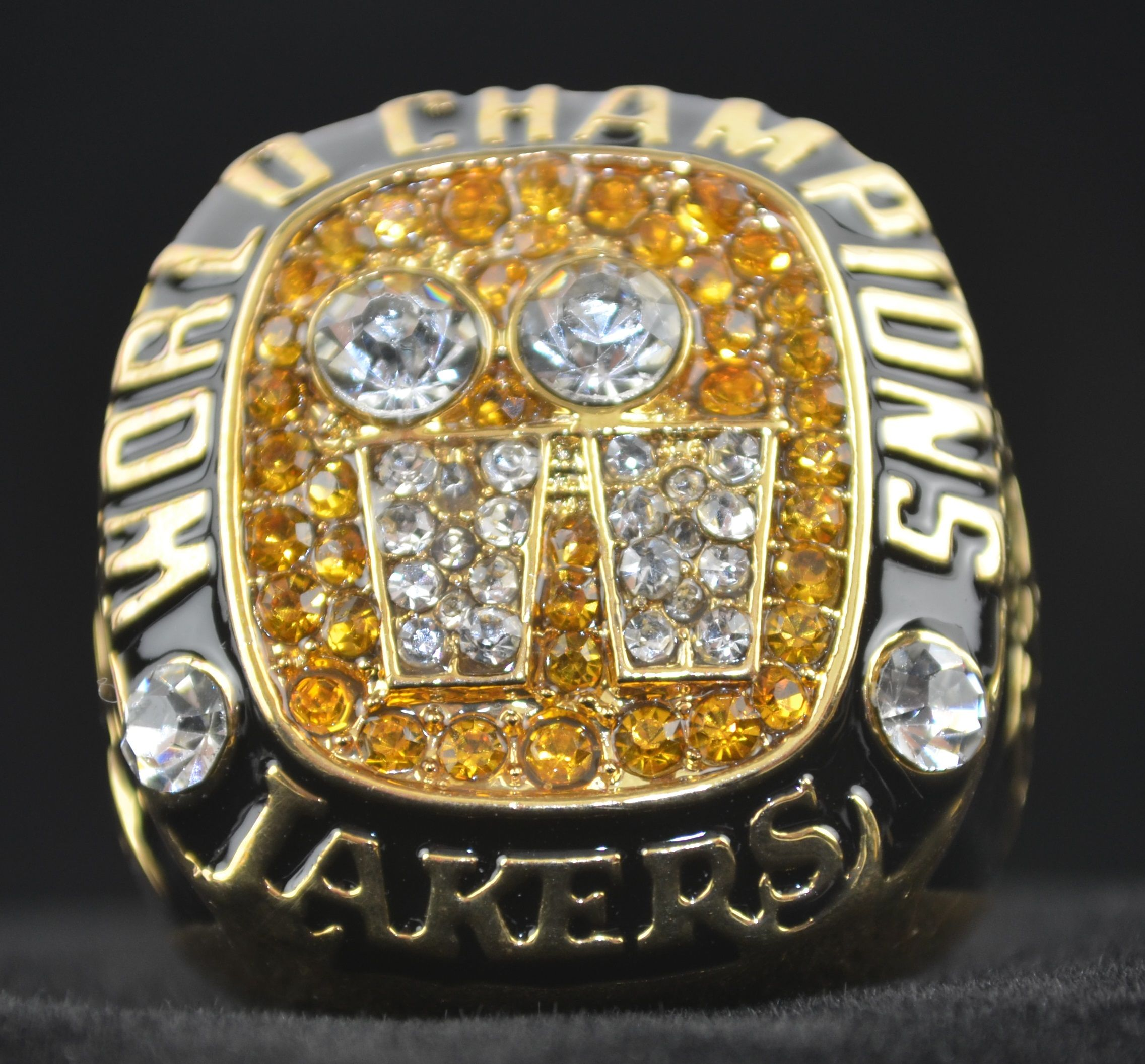 Championship Rings Shaq Replica Rings Championship a